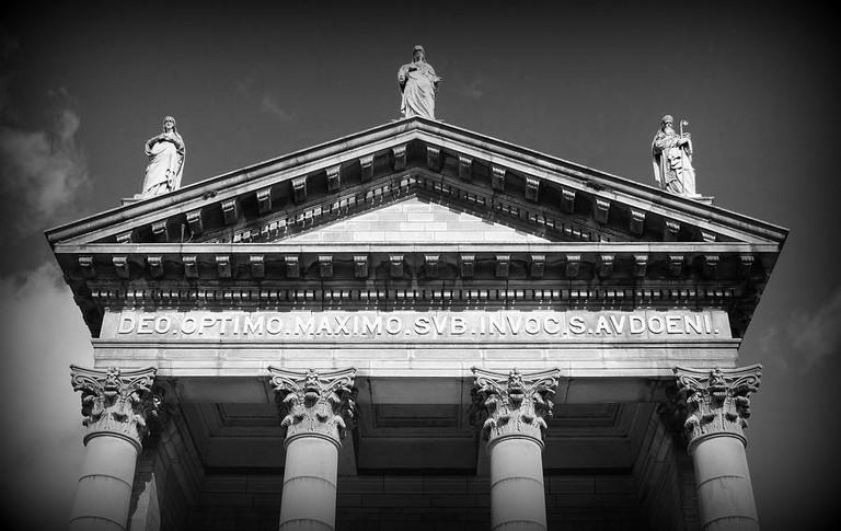 Roman Catholic St. Audoen's Church, High Street, Dublin | © Andreas F. Borchert/WikiCommons