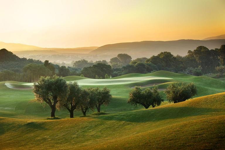The Dunes Golf Course, Costa Navarino
