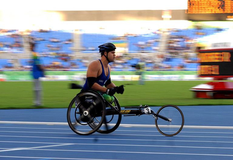 Paralympics  ©Marcello Casal Jr/ABr/WikiCommons