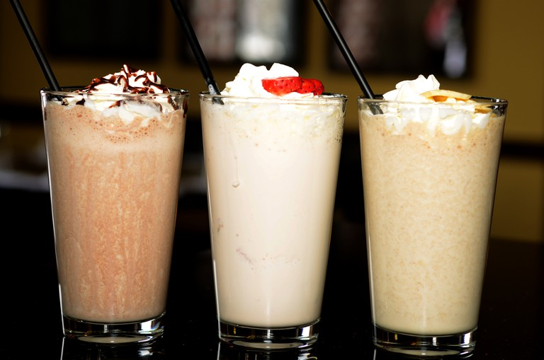 Milkshakes | © Kurman Communications, Inc./Flickr