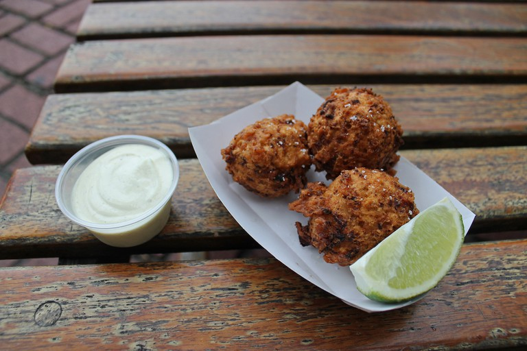 Conch Fritters   © istolethetv/Flickr