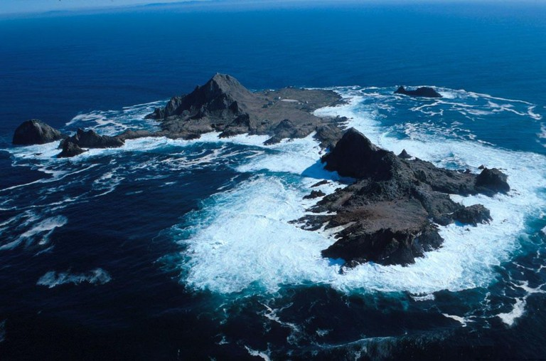 South Farallon Islands © Jan Roletto/Wikipedia