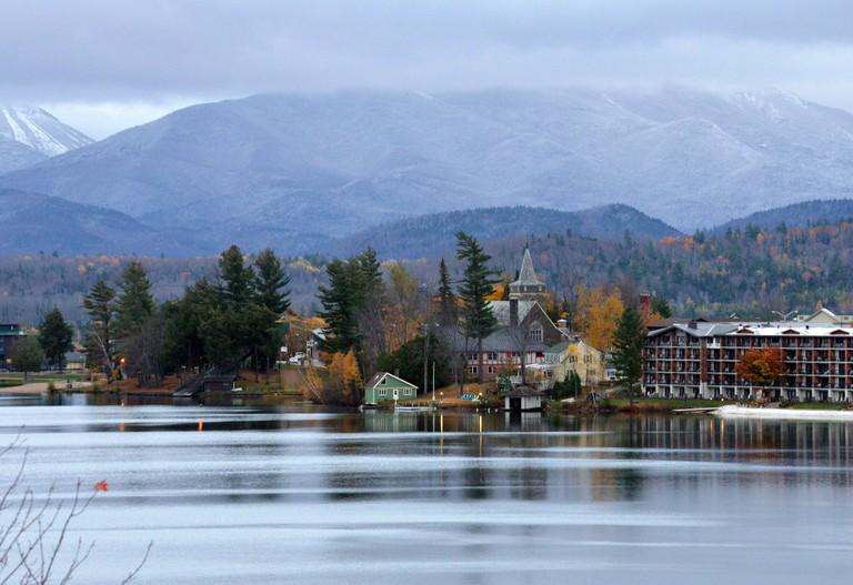 Lake Placid | © Harvey Barrison/Flickr