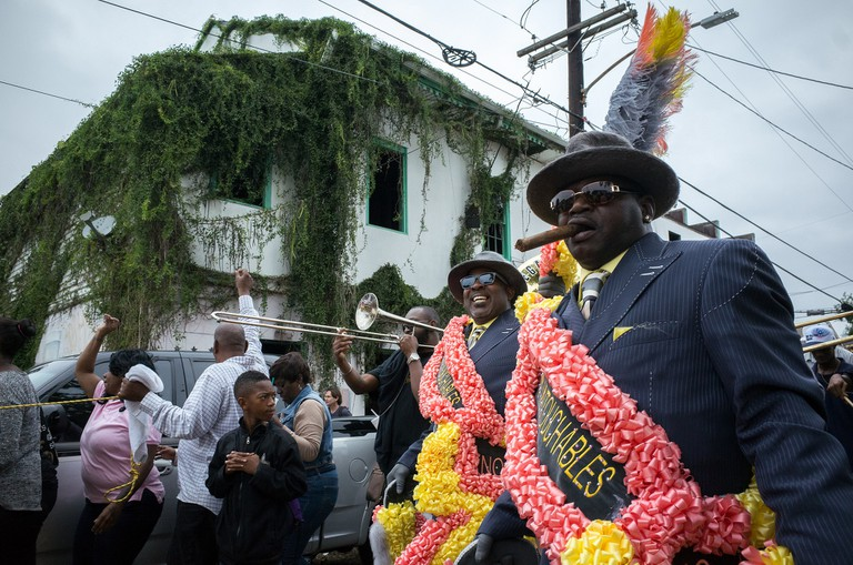 New Orleans is known for its parades and impromptu musical street performances, just one of the many ways musicians can get heard in the city.