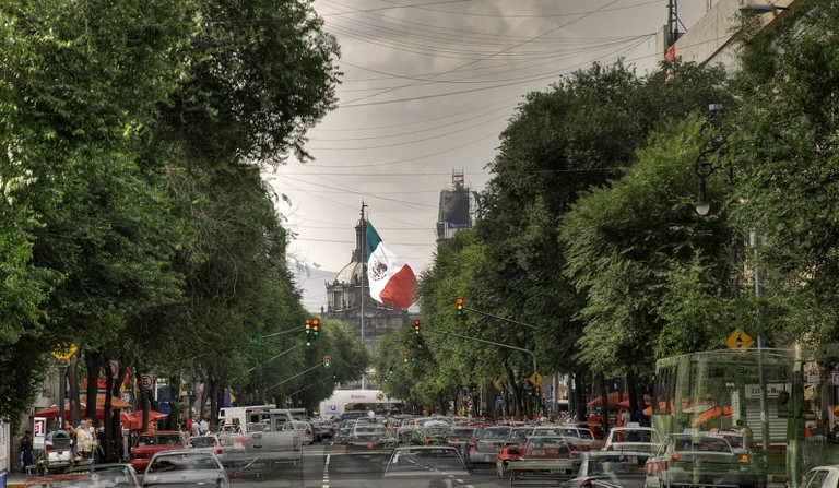 Mexico City | © Eneas De Troya/Flickr