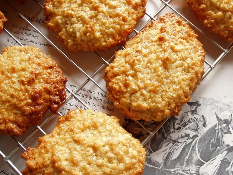 Anzac biscuits | © Amanda Slater / Flickr