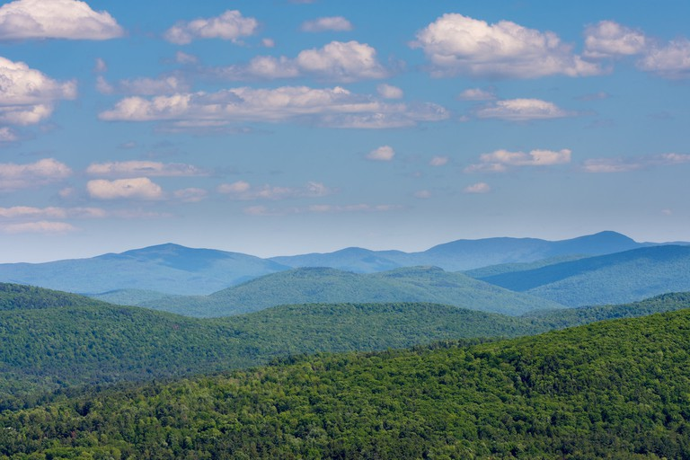 Rolling Hills, Vermont | © Joe Campolo/Flickr