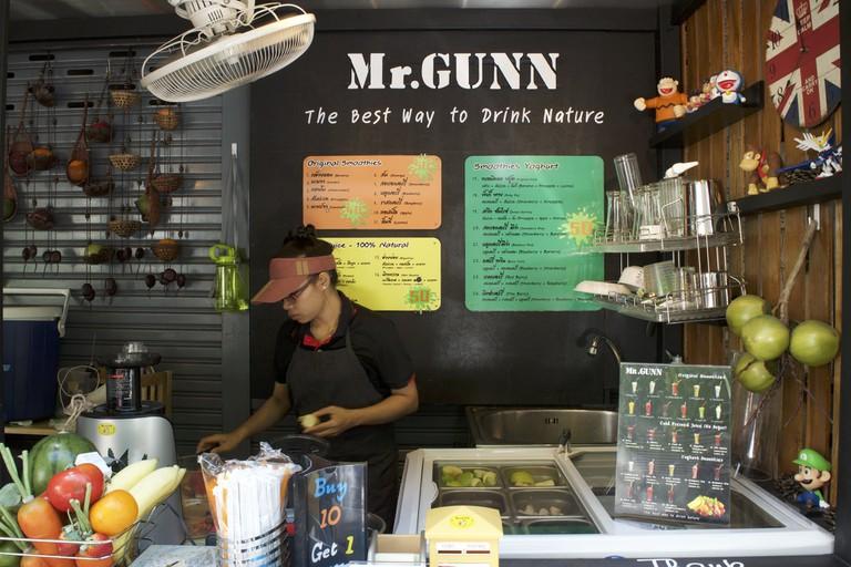 Mr. Gunn