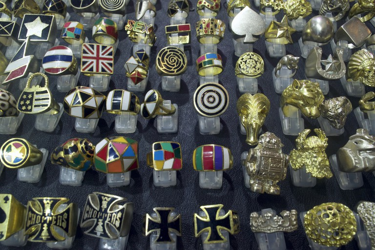 Jewelry At The Online Market
