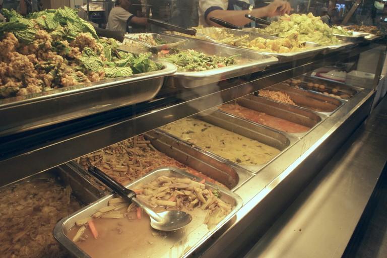 Vegetarian Food 15 In Pier 21
