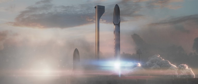 Space X Mars Mission