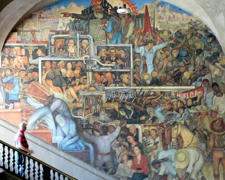 History of Mexico | © Cordelia Persen/Flickr