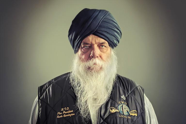 Sat Hari Singh (aka Kevin Harrington)