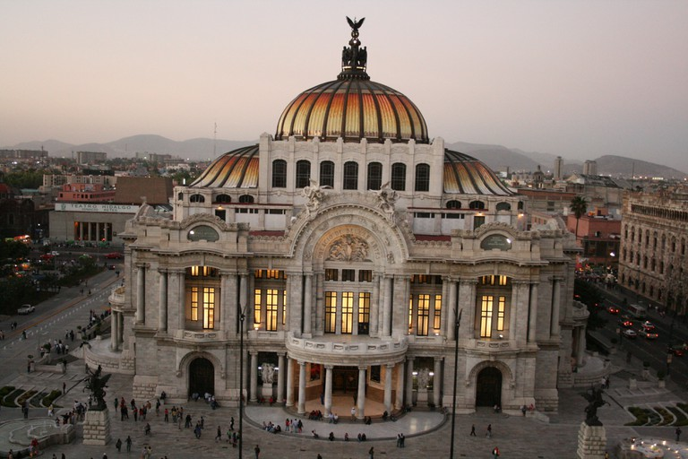 Bellas Artes | © Esparta Palma/Flickr