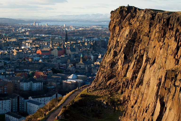 Salisbury Crags | © Dale Harvey/Flickr