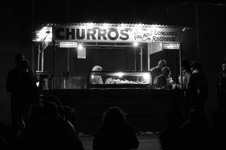 Churros | © Federico Moreira/Flickr