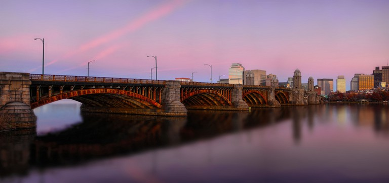 Longfellow Bridge, Cambridge, MA