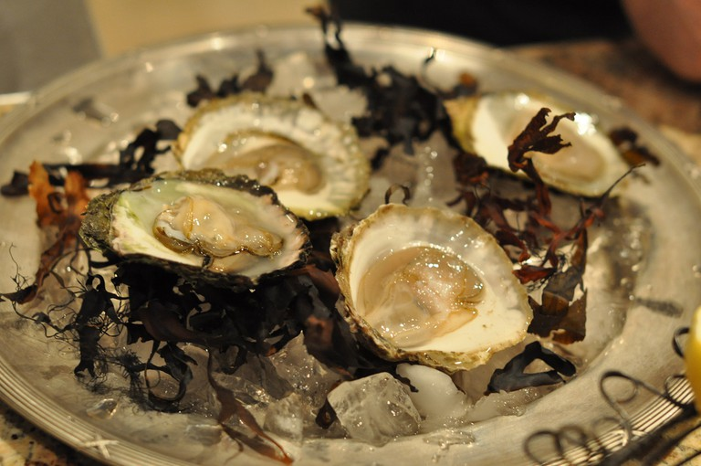 Oysters |© Charlotta Wasteson/Flickr