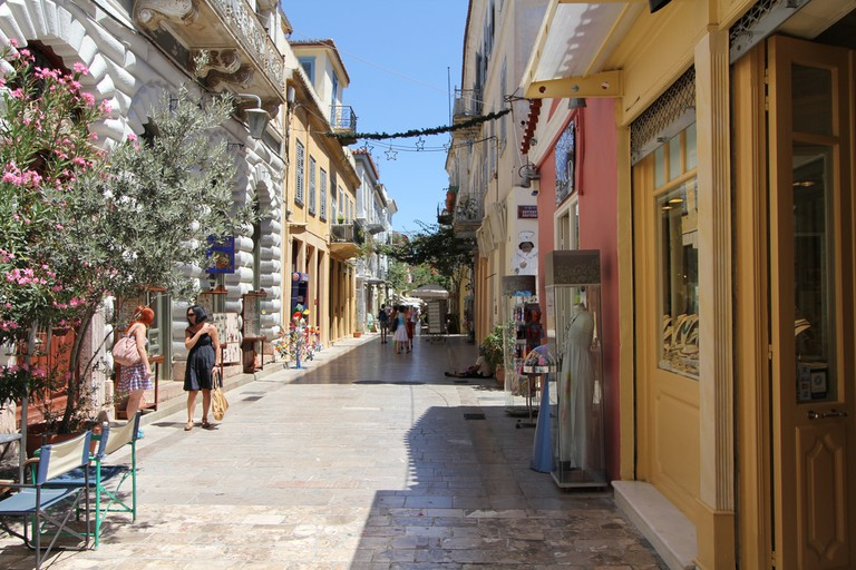 Nafplio, Greece | © Tilemahos Efthimiadis/Flickr