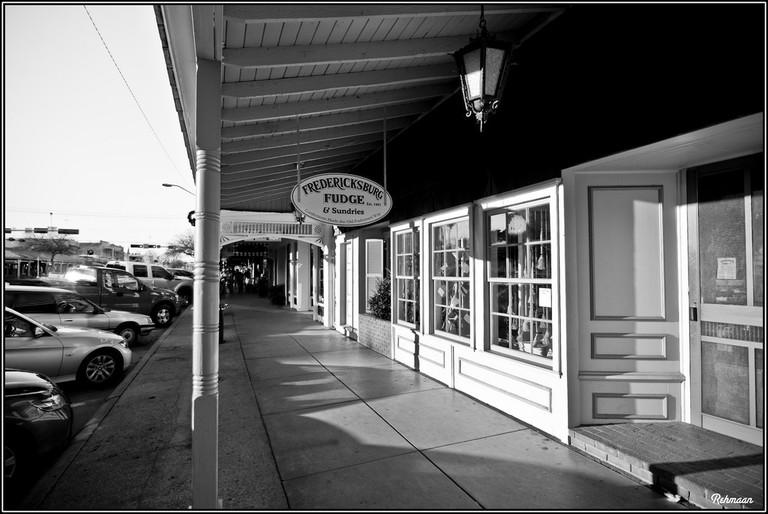 Fredericksburg, Texas © Oemar/Flickr