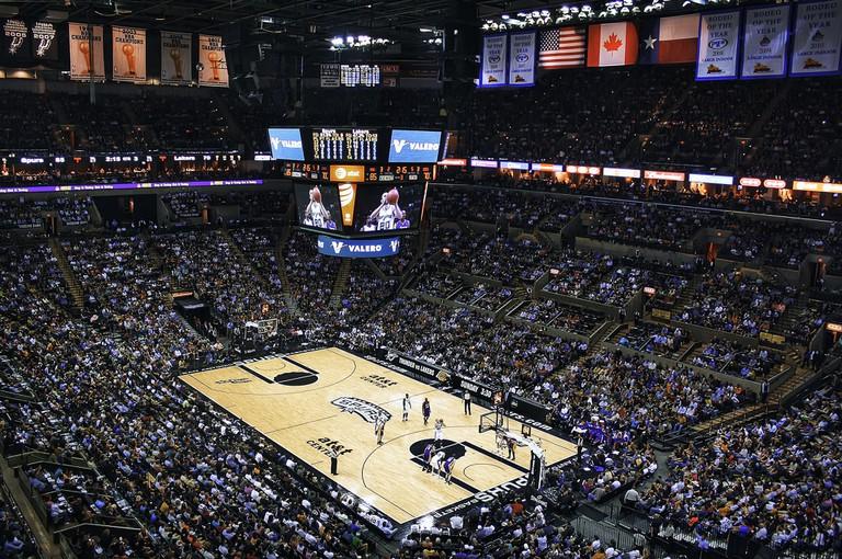 Spurs Home Stadium © Katie Haugland/Flickr