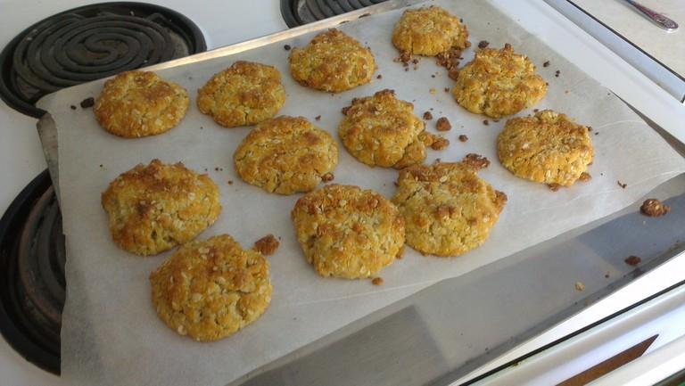 Anzac biscuits | © Br3nda / Flickr
