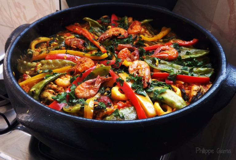 Paella | © Phillippe Gama/Flickr