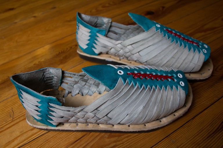 Huaraches | © Rosa Menkman/Flickr