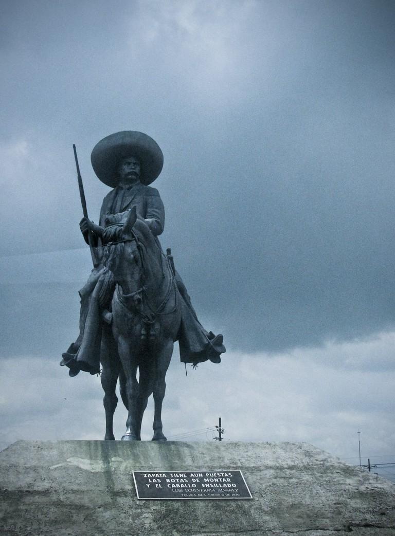 Emiliano Zapata | © Carolina Lopez/Flickr