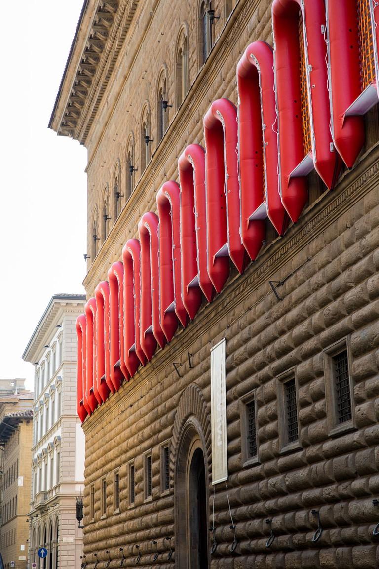 "Ai Weiwei ""Reframe"" | © Courtesy of Alessandro Moggi"
