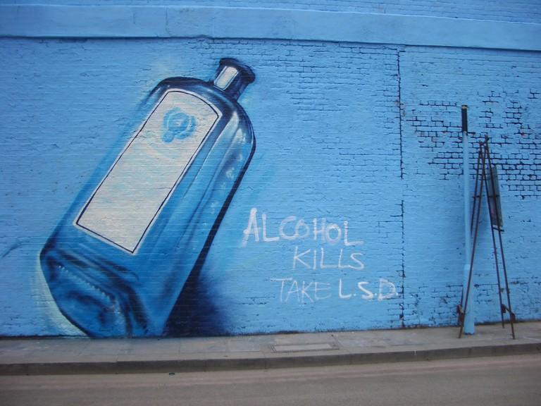 Street Art In Bandra|©Bixenrto/Flickr