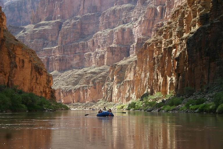 Rafting, Colorado River | Public Domain/Pixabay
