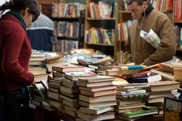 Bookstore | © memyselfaneye/PixaBay