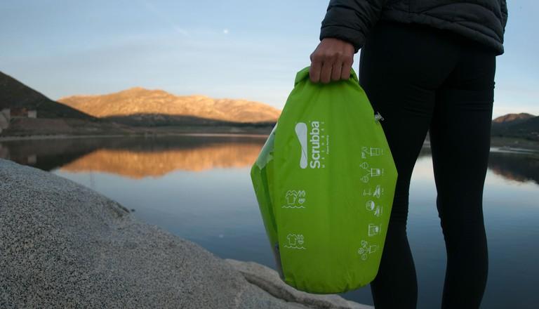 The Scrubba Bag