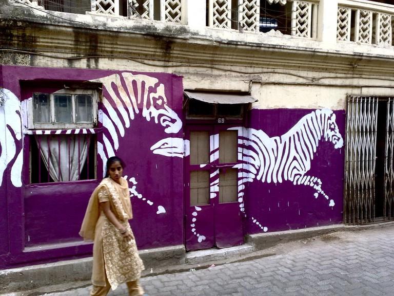 Street Art In Chapel Road|©SatishKrishnamurthy/Flickr