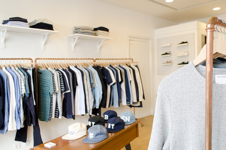 Clothes at Beaubien │ Courtesy of Beaubien