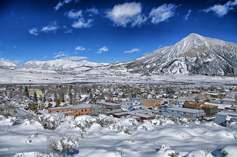 Crested Butte, CO | Public Domain/Pixabay