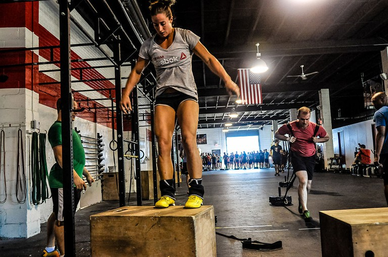 Crossfit | © Rose Physical Therapy Group/WikiCommons