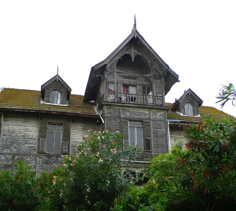 Ottoman Era Büyükada House