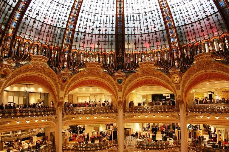 Galeries Lafayette │© alexandria