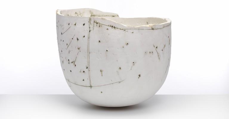 Gordon Baldwin, 'Drawing in the Form of a Bowl', c1991