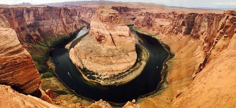Horseshoe Bend, Grand Canyon | Public Domain/Pixabay