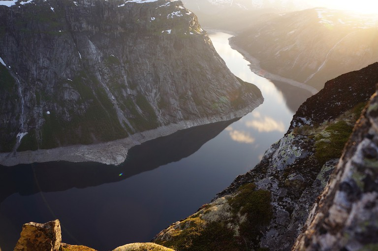 Image courtesy of Trolltunga Adventures