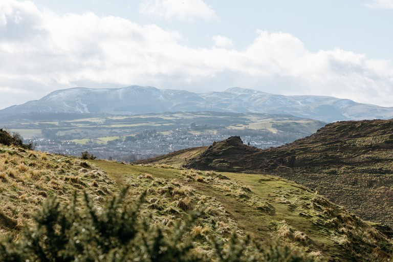 Arthurs Seat-Edingburg-Scotland