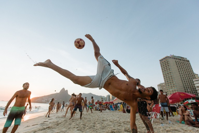 Ipanema Neighbourhood-Rio De Janiero-Brazil-Costa