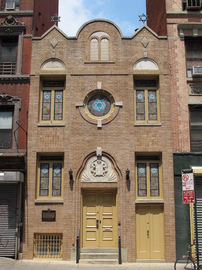 Exterior of Kehila Kedosha Janina Synagogue | © Kehila Kedosha Janina Synagogue and Museum