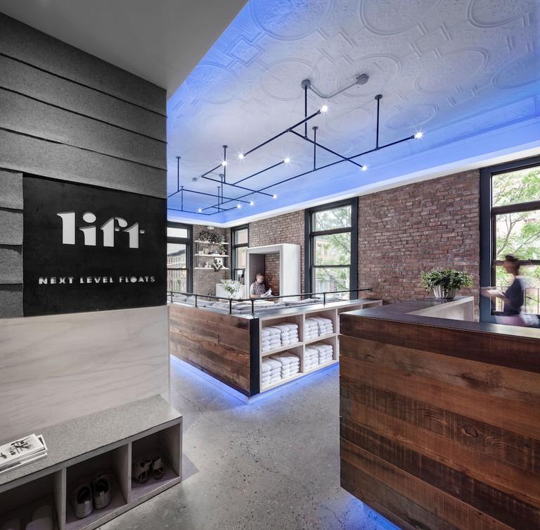 Lift Reception