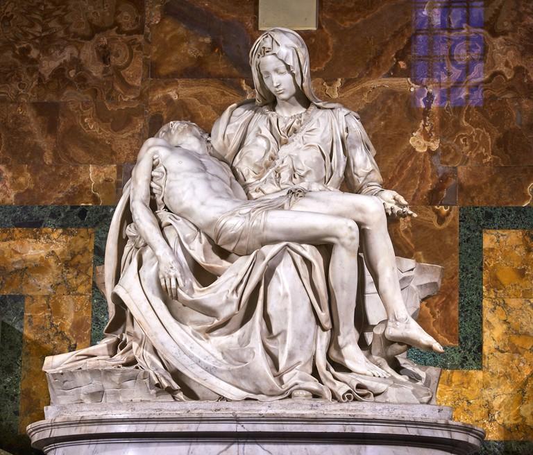 Pietà | © WikiCommons