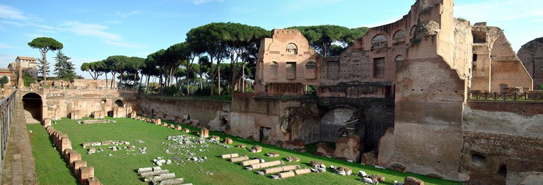 Palatine Hill | © Flickr/Erik