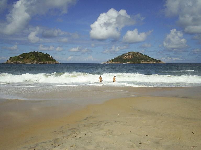 Praia do Abrico  © LeonardoG/WikiCommons